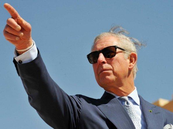 Năm nay 66 tuổi, Thái tử Charles có lẽ là người thừa kế ngôi Vua già nhất thế giới. Ảnh BI