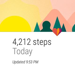 Hôm nay đi được 4212 bước